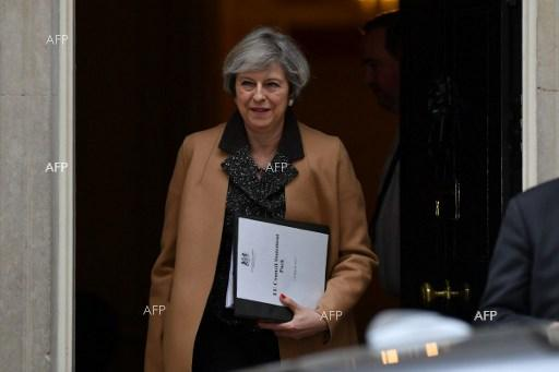 British PM Theresa May To Meet Fire Survivors In Downing Street Residence