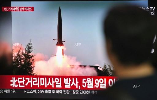 North Korea conducts new missile test. July 31, 2019