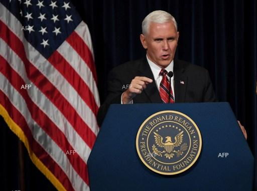 AFP: Pence vows US will hold Khashoggi murderers to account