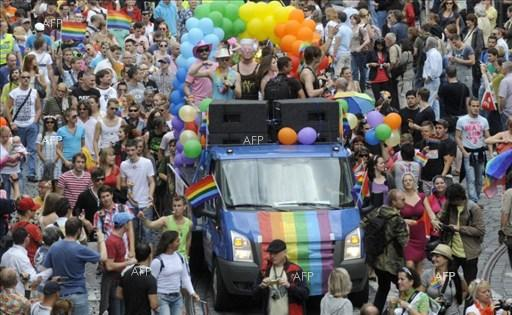 AFP: Gay Pride parade engulfs Sao Paulo despite unease over Brazil's conservative turn