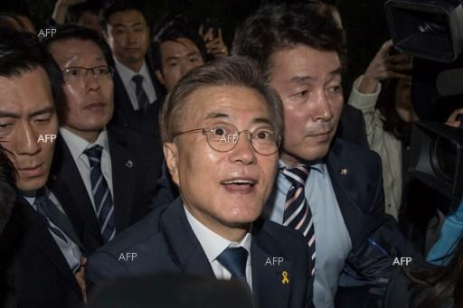 S.Korea's Moon: There will be no war on Korean peninsula