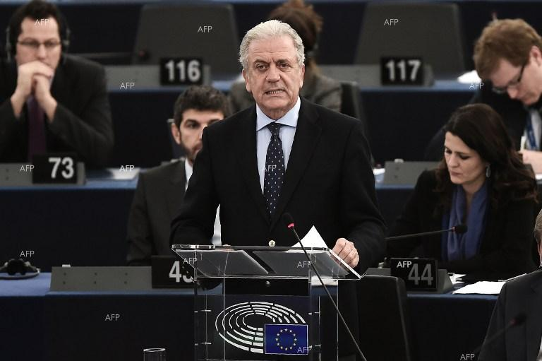 Ekathimerini: Avramopoulos tells Skai he's open to Novartis probe, 'justice will speak'