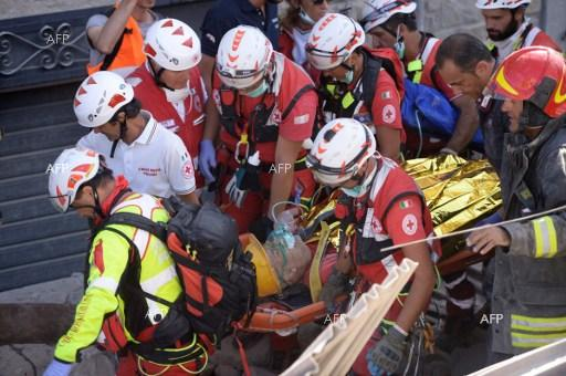 Devastating earthquake in Italy claims at least 247 lives.