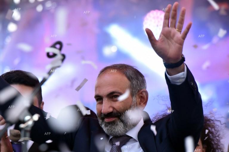 AFP: Armenian PM Pashinyan resigns to trigger snap election