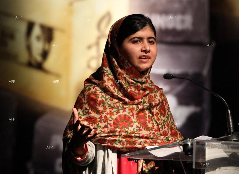 Malala Arrives In Pakistan For First Visit Since Being Shot By Taliban