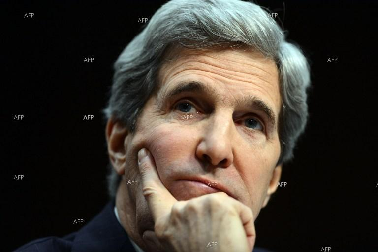 Kerry met with Iranian foreign minister to salvage Iran deal