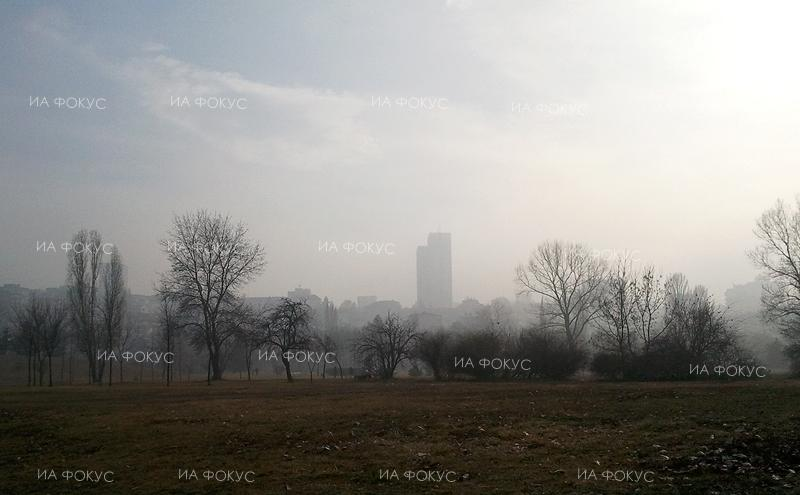 Sofia: Higher levels of particulate matter in some city districts