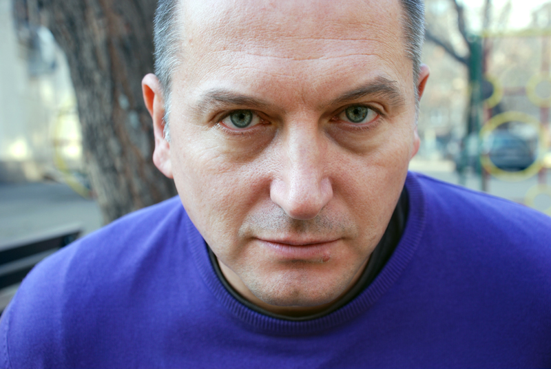 Georgi Gospodinov: I envisage art having a life-saving role as a machine for sense and solace