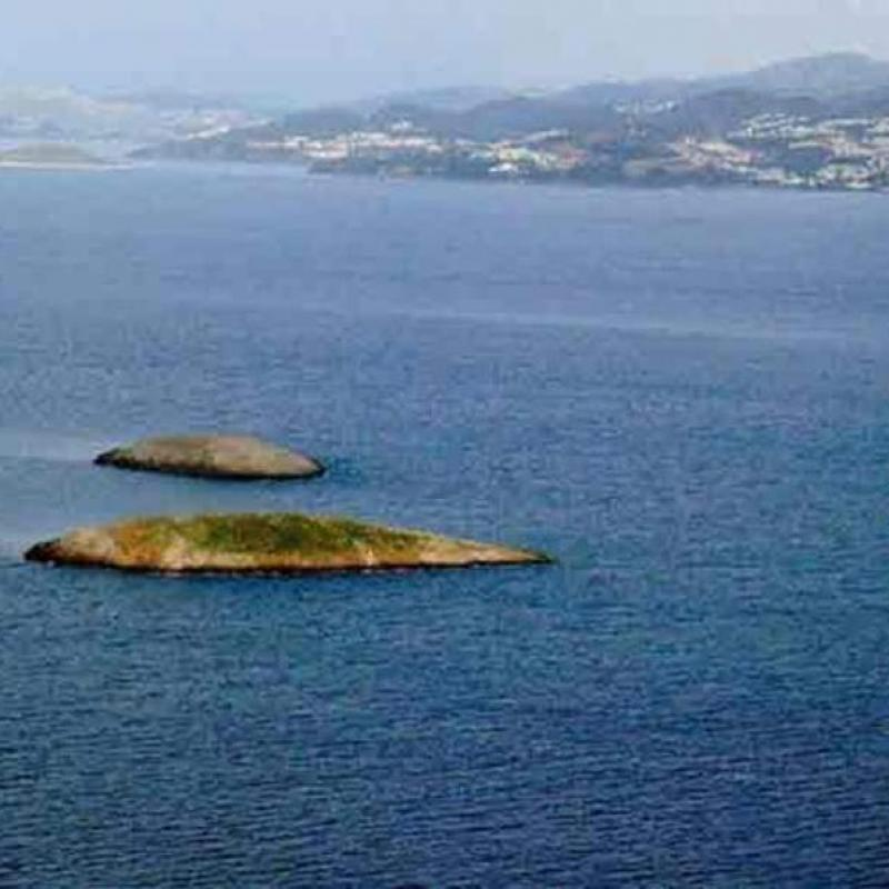 Greece warned over flag raising on Aegean islet