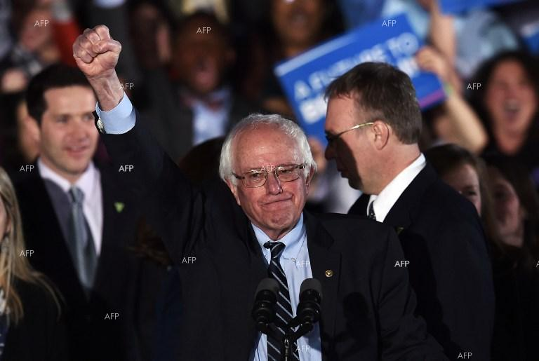 Bernie Sanders has won the New Hampshire Democratic primary