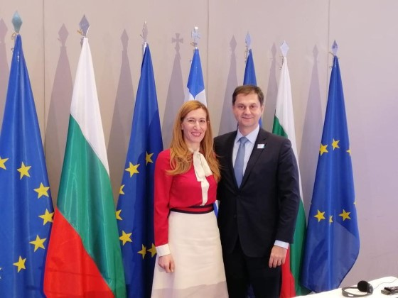 Minister Nikolina Angelkova: Bulgaria and Greece have good cooperation and positive exchange of tourists