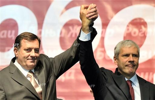 B92: Serb nation today has two states, Dodik says