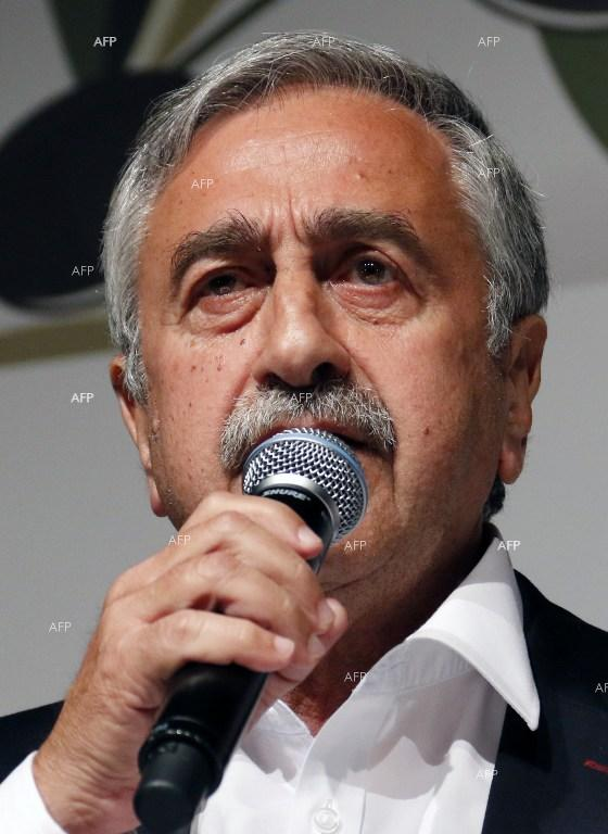 Mustafa Akinci wins northern Cyprus presidential election.