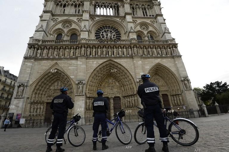 AFP: Trial opens for five women in 'plot' to bomb Notre-Dame