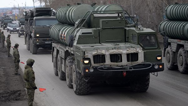 Erdogan says Russian S-400s will be fully deployed by April 2020