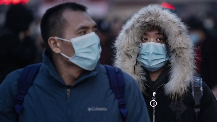 Coronavirus death toll in China doubled in 24 hours. 23 January 2020