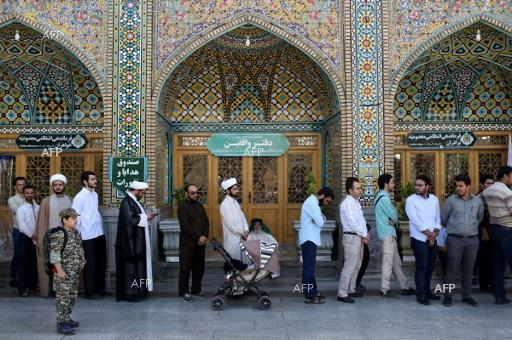 Reuters: Voting ends in Iran presidential election: state TV