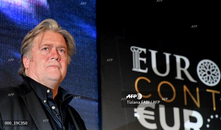 Reuters: Ex-Trump strategist Bannon says to work with Hungary PM Orban
