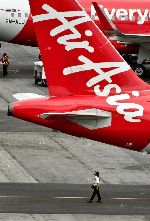 An AirAsia plane disappeared.