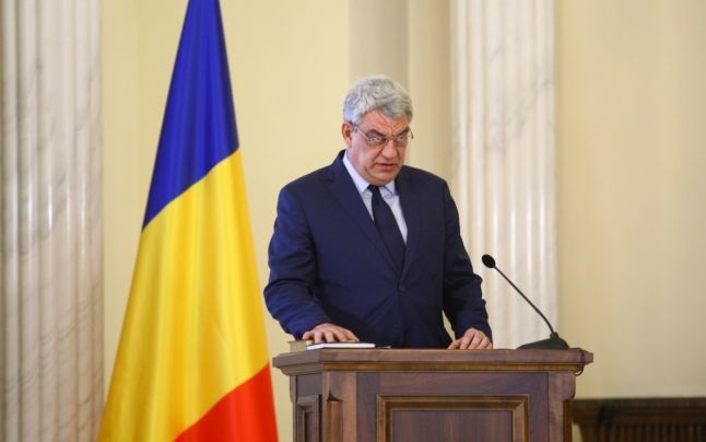Romania picks a new Prime Minister