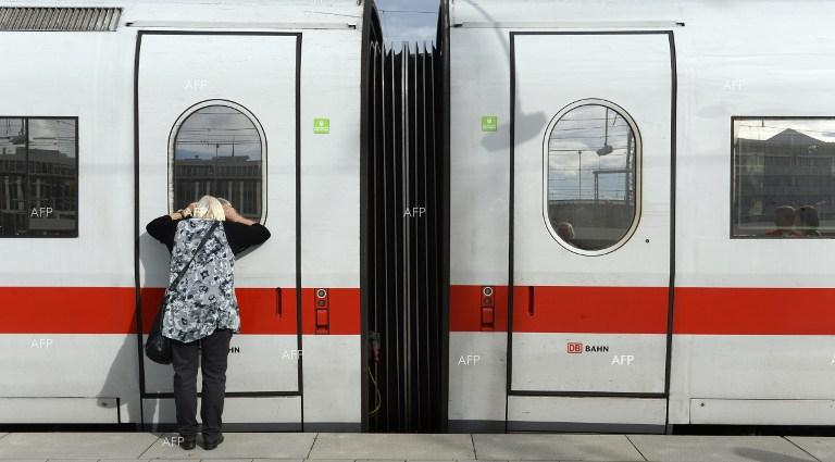 AFP: German rail services disrupted due to strike