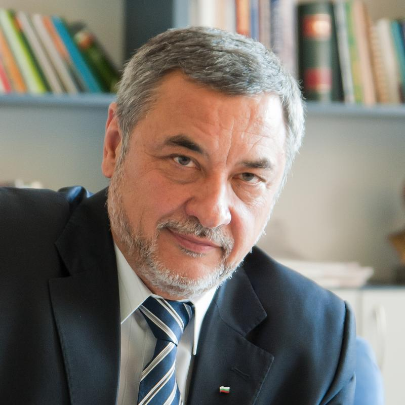 Valeri Simeonov, NFSB: Talks on UP coalition in European election continue