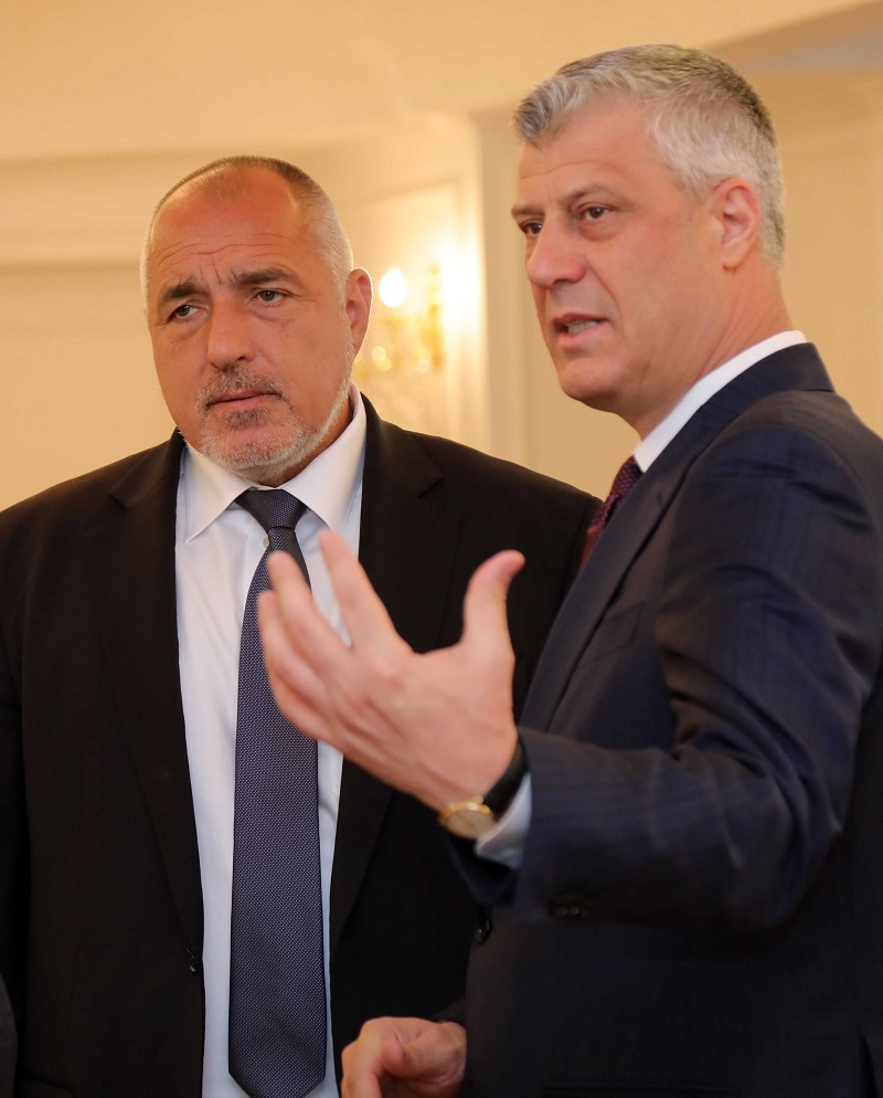 PM Boyko Borissov: Selfishness can lead to severe consequences for all countries in the Balkans