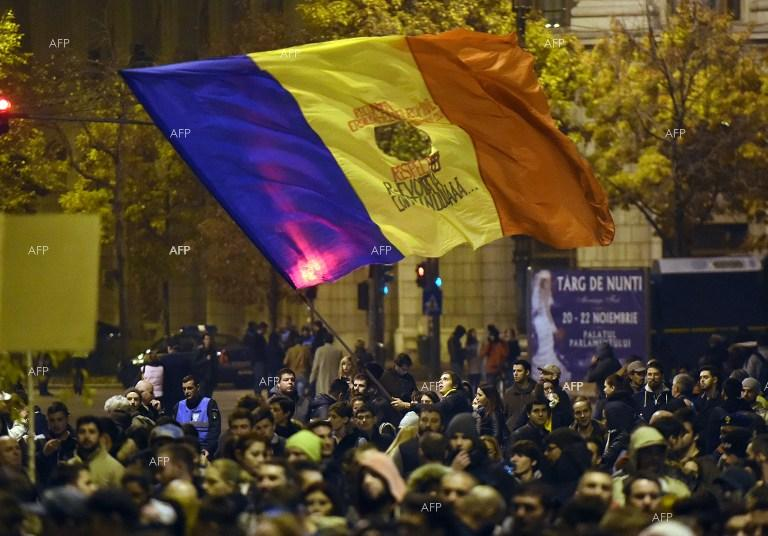 Tens of Thousand of Romanians Protest Plan to Weaken Anti-Corruption Efforts