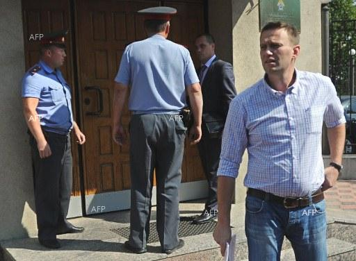 The Moscow Times: Navalny Jailed for 30 Days for Organizing Anti-Putin Protests