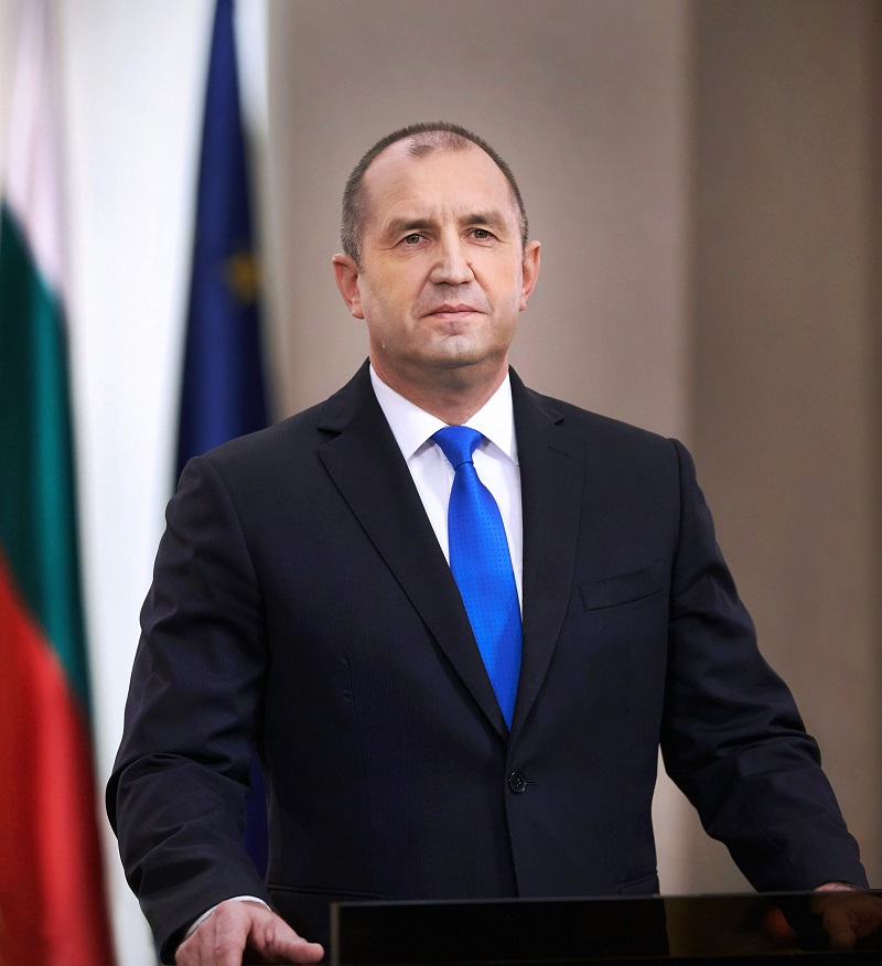President Radev: Parties that want to have future should alone get rid of corrupted cadres and not wait for scandals