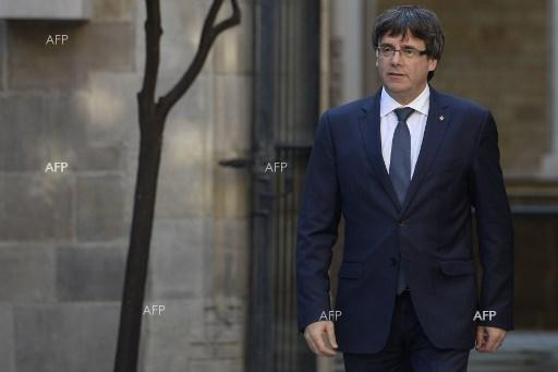 AFP: Germany can extradite Puigdemont to Spain for graft not rebellion