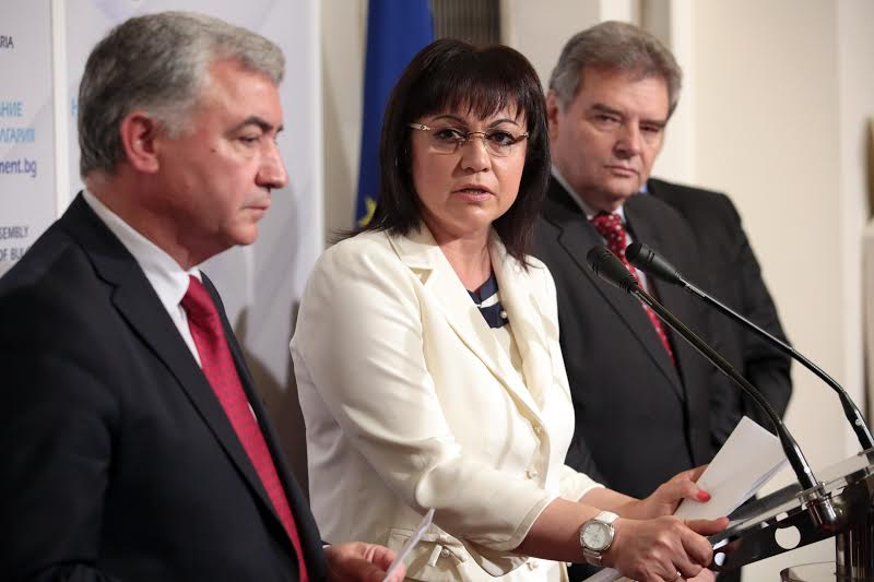 Intentions to reshuffle the Military Information Service chief is unprecedented in the Bulgarian history: BSP spokesman
