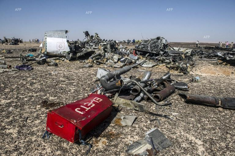 AFP: Moscow plane crash may have been caused by iced speed instruments