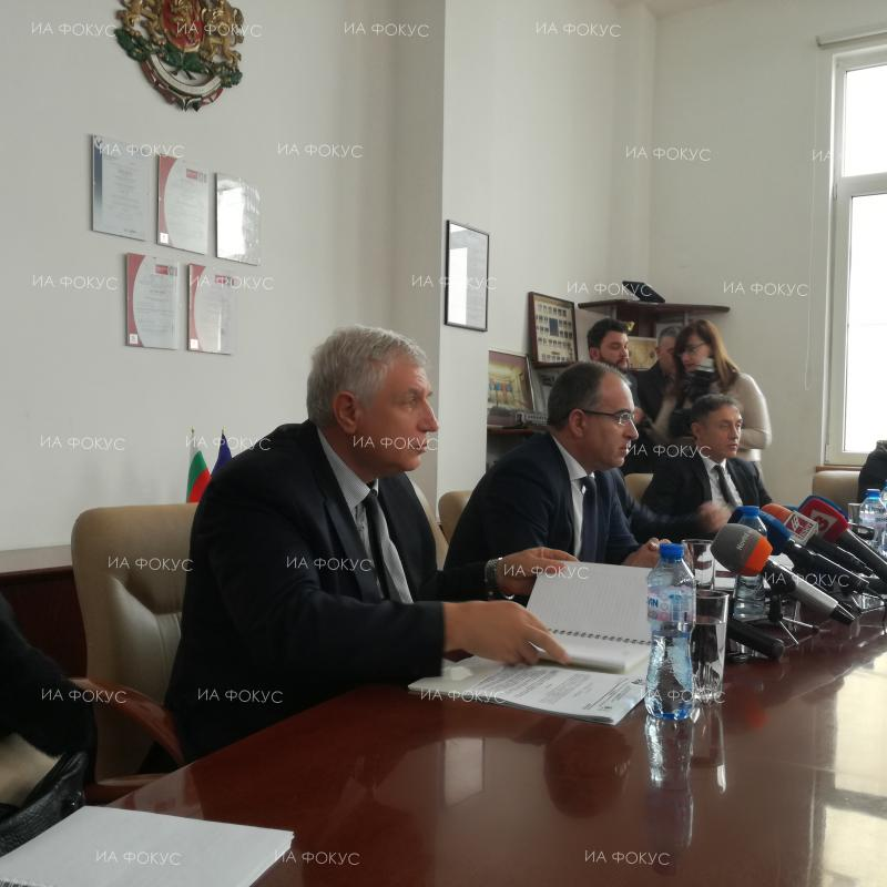 Deputy Minister Velik Zanchev: The current management of BDZ saved the company from bankruptcy, its public procurement procedures are completely transparent