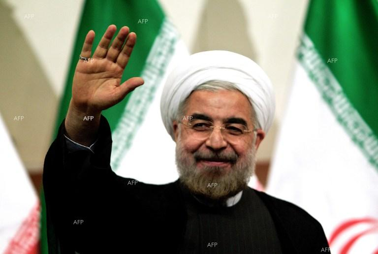 Mogherini's attendance at Rouhani's inauguration encourages Iranian impunity