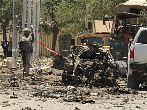 VOA: Suicide Bomber Kills 10 in Afghan City of Jalalabad