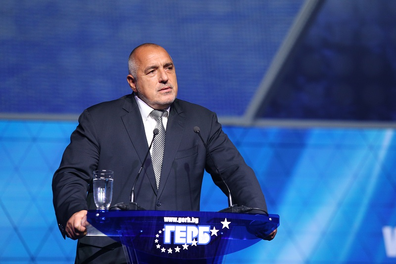 GERB leader Boyko Borissov: The coalition has decided not to change tax laws, we will not debate a VAT reduction