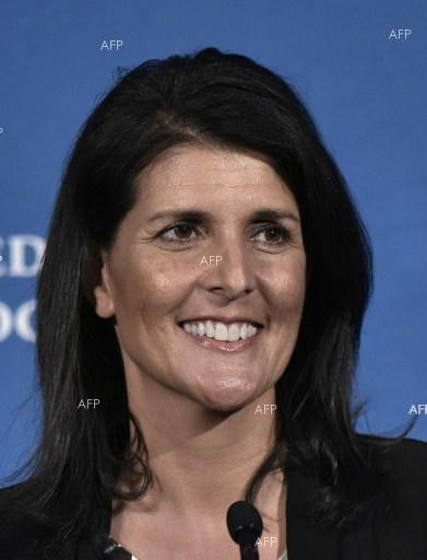Transcript: Nikki Haley on