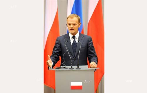 AFP: EU's Tusk says Trump administration statements'worrying