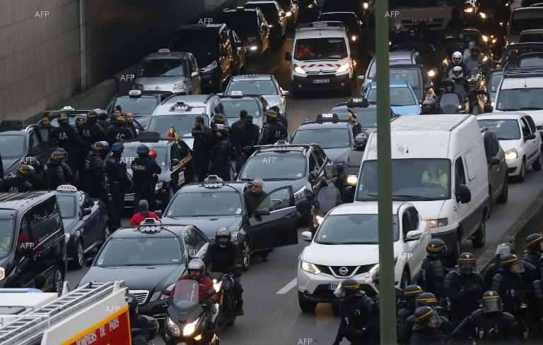 France braced for second day of stoppages as strike bites: AFP