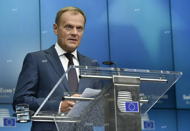 EU's Tusk to Trump: 'Please Respect Your Allies, You Don't Have That Many'