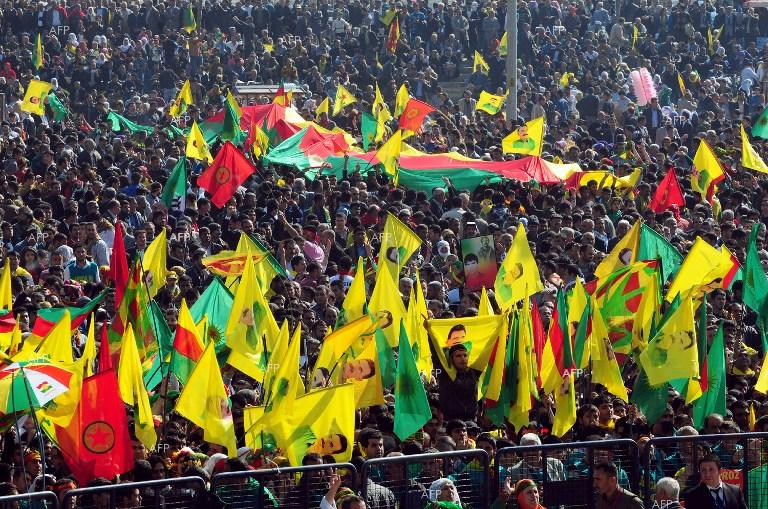 Syria's Kurds find hope, entrench self-rule