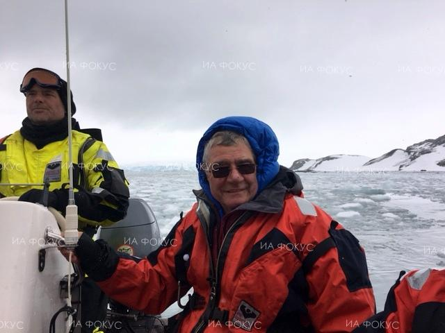 Prof. Hristo Pimpirev: On their next expedition, Bulgarian scientists will have to reach Antarctica by sailboat