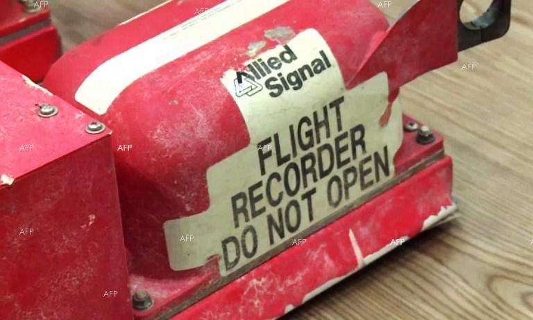 A flight recorder recovered in the region where a Boeing 777 fell in Eastern Ukraine.