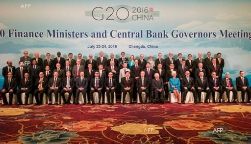 G20 finanical ministers meeting July 24 2016