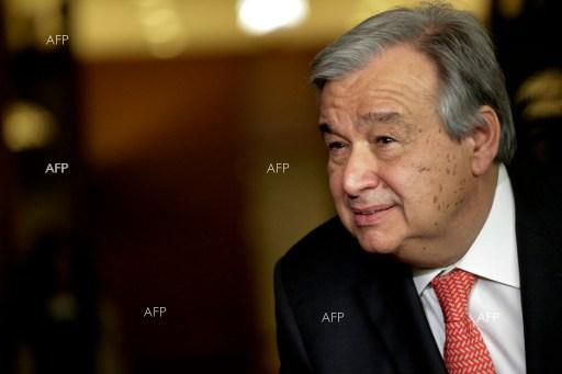 AFP: Guterres calls for new push to stop the 'stupid war' in Yemen