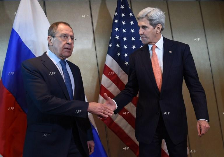 Sergey Lavrov and John Kerry held talks in the frames of the meeting on Syria in Munich.
