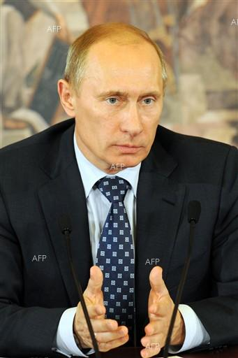 AFP: Putin praises cooperation between Russia, US security services