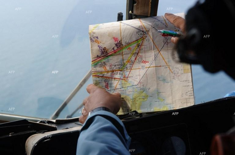 Vietnam. Rescue teams continue search for missing Malaysian plane. March 12, 2014.