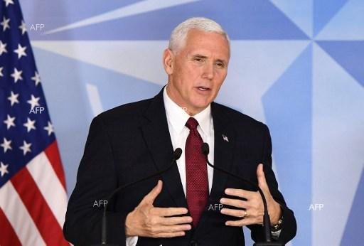 Vice President Mike Pence on